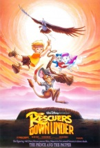 The Rescuers: Down Under