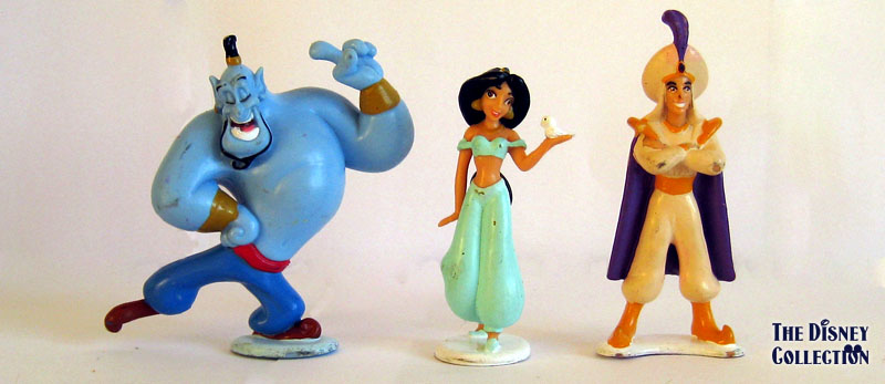 Aladdin – Applause PVC's | The Disney Collection