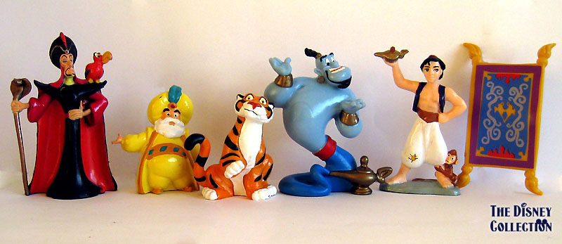 Aladdin The Return Of Jafar The Disney Collection