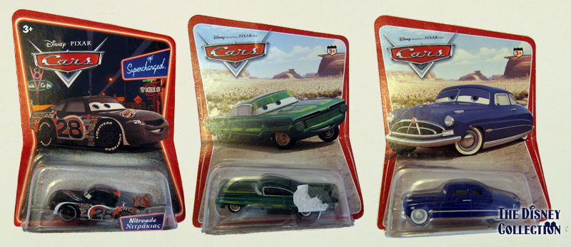 Cars the disney collection for Sarge automobiles garage serus