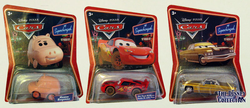 Cars Diecast Collection The Disney Collection