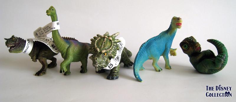 Disney Dinosaur Toys : Dinosaur the disney collection