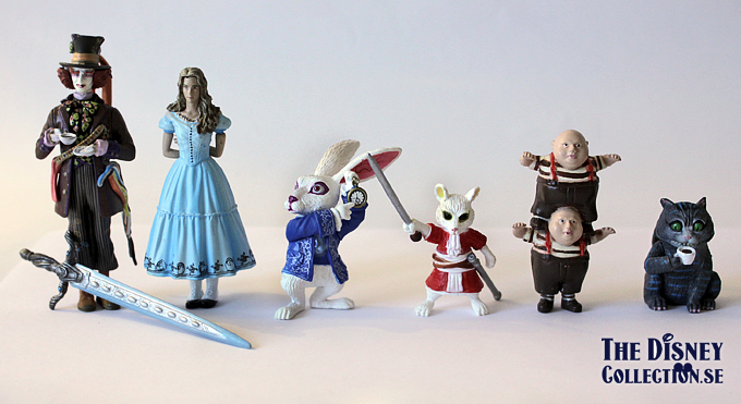 Disney Alice In Wonderland Characters List