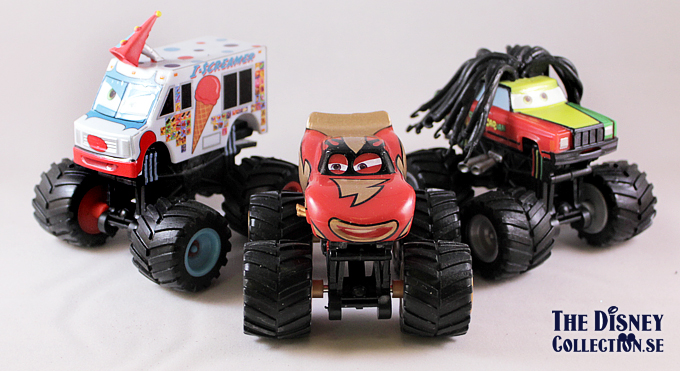 Cars Toons Monster Truck Mater The Disney Collection