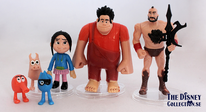 Wreck It Ralph Toys : Wreck it ralph the disney collection