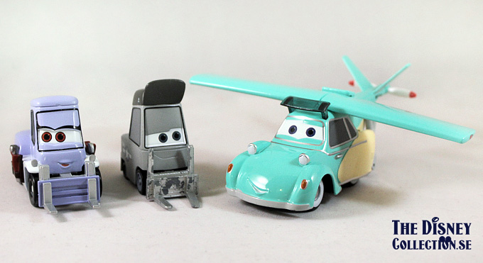 Planes – Disneystore Die Cast Playset | The Disney Collection