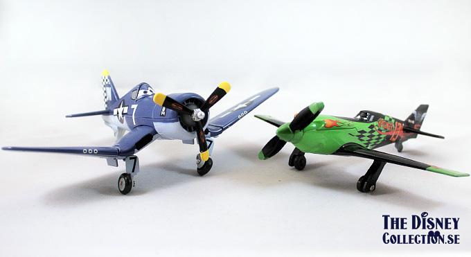 Planes Dusty And Ishani