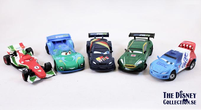 Disney Store Cars  Tokyo Carla Veloso