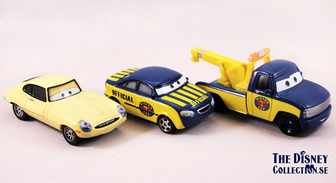Cars Mattel Diecast Collection The Disney Collection