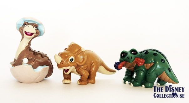 Land Before Time Toys : Don bluth the disney collection