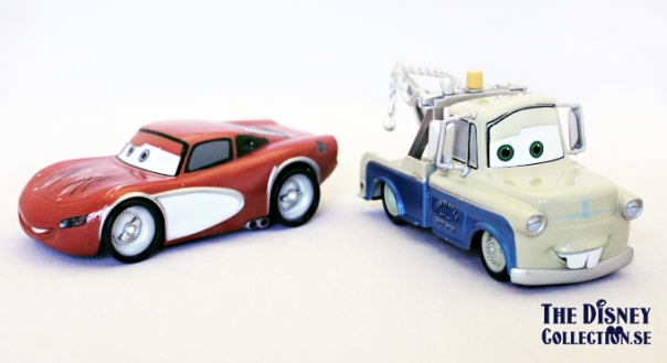 Cars Deluxe Low Rider Die Cast Set_mcqueen_mater