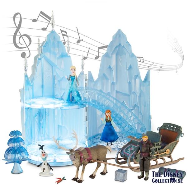 Frozen Elsas Musical Ice Castle Playset