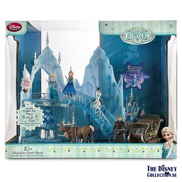 Frozen Elsas Musical Ice Castle Playset3