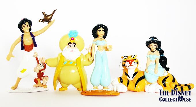 Aladdin – Mattel PVC's | The Disney Collection