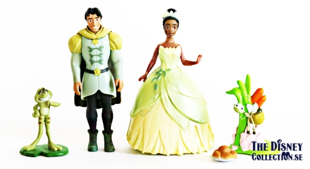 Tiana Disneystore Deluxe Figure Fashion Set The Disney Collection