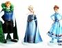 Olaf's Frozen Adventure – Disneystore Deluxe Figure PlaySet