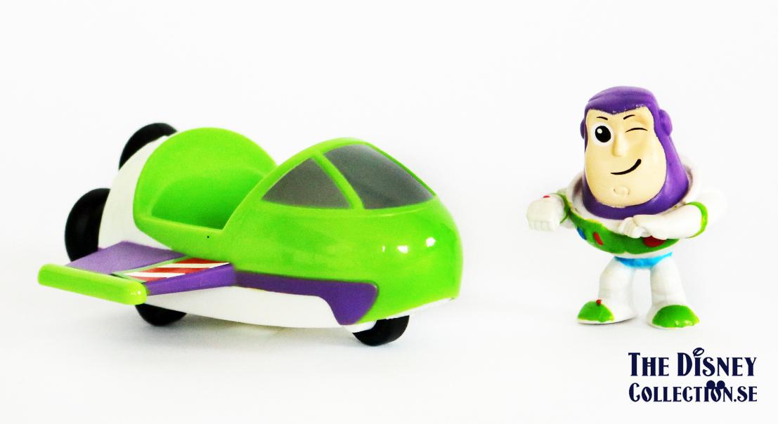 New Pixar 8 Mini Figure Pack Gift Set Figurines Wall-E Nemo Disney Official