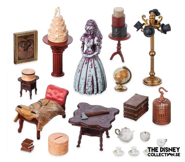 The Haunted Mansion Attic Diorama Kit3