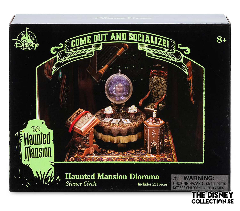 The Haunted Mansion Seance Circle Diorama Kit