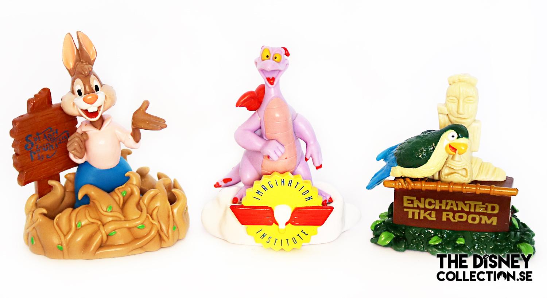 Disney-theme-park-characters-collectible-figures-set
